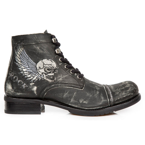 New Rock Biker Boots M.GY31-S10 | Angel Clothing