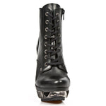 New Rock Ladies Ankle Boots M.MAG016-S1 | Angel Clothing