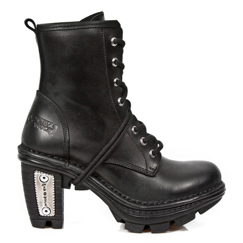 New Rock M.NEOTR008 S1 Boots | Angel Clothing