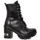 New Rock Wild Neotyre Ankle Boots M.NEOTYRE07X-S1 | Angel Clothing