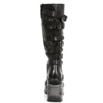 New Rock Itali Neo Cuna Sports Heel Boots M.SP9831-S1 | Angel Clothing