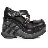 New Rock Strappy Shoes M.SP9842-S2 | Angel Clothing