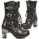 New Rock Ladies Boots M.TR003-S1 | Angel Clothing