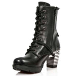 New Rock Ladies Tacon Trail Ankle Boots M.TR028-S1 | Angel Clothing