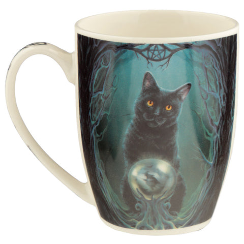 Rise of the Witches Cat Mug by Lisa Parker | Angel Clothing