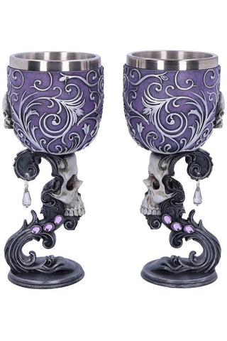 Deaths Desire Goblets | Angel Clothing