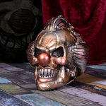 Mechanical Laughter Steampunk Clown Skull | Angel Clothing