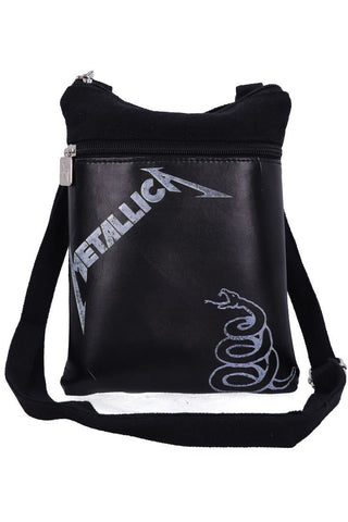 PRE-ORDER Metallica The Black Album Shoulder Bag | Angel Clothing