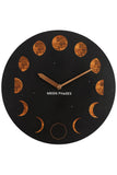 Moon Phases Clock | Angel Clothing