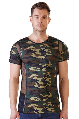 NEK Camouflage Shirt | Angel Clothing