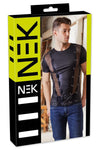 NEK Men's Shirt with Rings | Angel Clothing