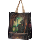 Lisa Parker Absinthe Cat Shopping Bag | Angel Clothing