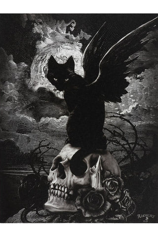 Alchemy Gothic Nine Lives of Poe Picture | Angel Clothing