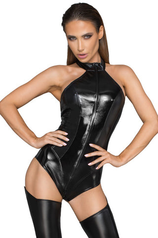 Noir Handmade Body Zip | Angel Clothing