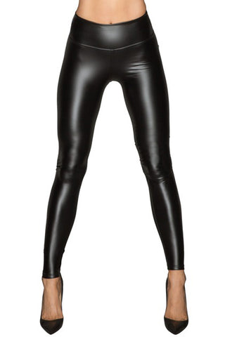 Noir Handmade Leggings Black | Angel Clothing