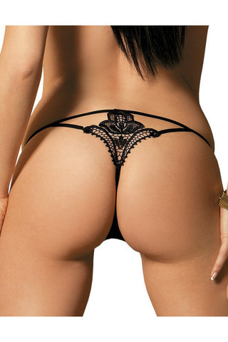 Obsessive Luiza Thong | Angel Clothing