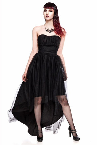 Ocultica Gothic Dress | Angel Clothing