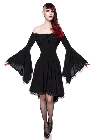 Ocultica Jersey Dress | Angel Clothing