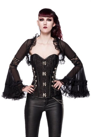 Ocultica Lace Bolero | Angel Clothing