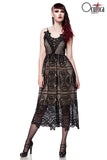 Ocultica Lace Dress | Angel Clothing