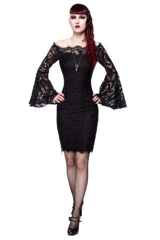 Ocultia Lace Dress | Angel Clothing