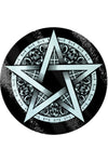 Pentagram Star Glass Chopping Board | Angel Clothing