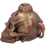 Pipe Up Steampunk Skull | Angel Clothing