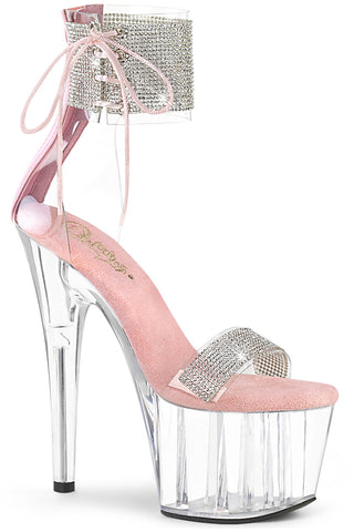 Pleaser ADORE-727RS Shoes Pink | Angel Clothing