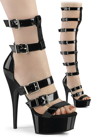 Pleaser DELIGHT-600-46 Shoes | Angel Clothing