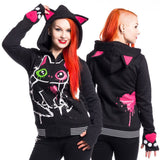 Cupcake Cult Kitty Mase Hoodie | Angel Clothing