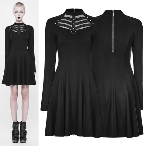 Punk Rave Alienation Dress OQ-366 | Angel Clothing