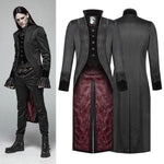 Punk Rave Dionysium Tail Coat | Angel Clothing