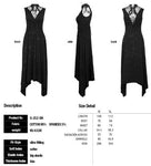 Punk Rave Arya Dress Q-252 | Angel Clothing
