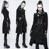 Punk Rave The Catalyst Coat Y-791 | Angel Clothing