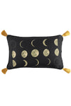 Rectangular Moon Phases Cushion | Angel Clothing