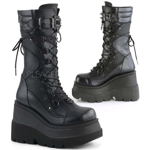 Demonia SHAKER-70 Boots | Angel Clothing