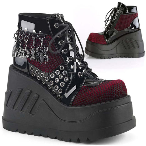Demonia STOMP-18 Boots | Angel Clothing