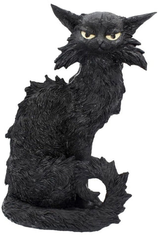 Salem Cat Statue 32.5 cm | Angel Clothing