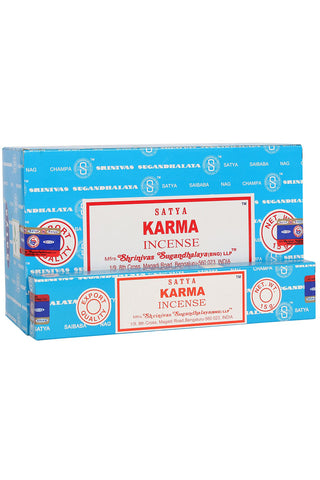 Satya Karma Incense Sticks | Angel Clothing
