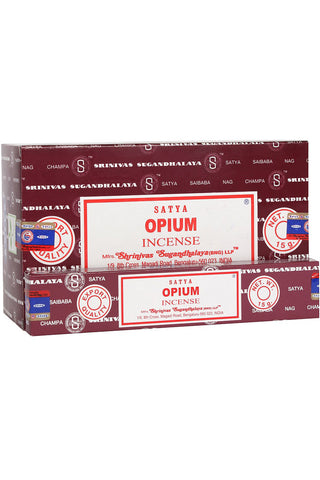 Satya Opium Incense Sticks | Angel Clothing