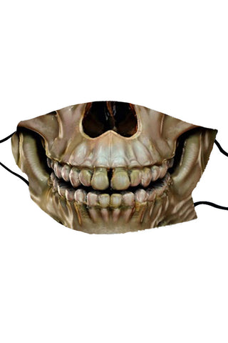 Skull Face Mask | Angel Clothing