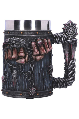 PRE-ORDER Spiral Game Over Tankard | Angel Clothing