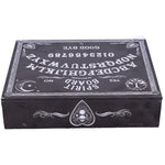 Spirit Board Jewellery Box Black | Angel Clothing