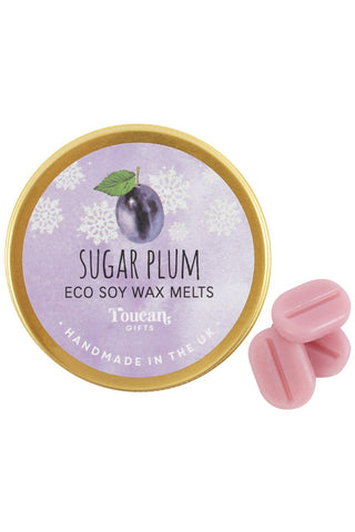 Toucan Gifts Sugar Plum Soy Wax Melts | Angel Clothing