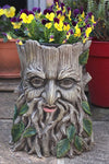 Green Man Plant Pot Large | Angel Clothing