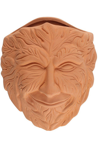Terracotta Tree Man Wall Planter | Angel Clothing