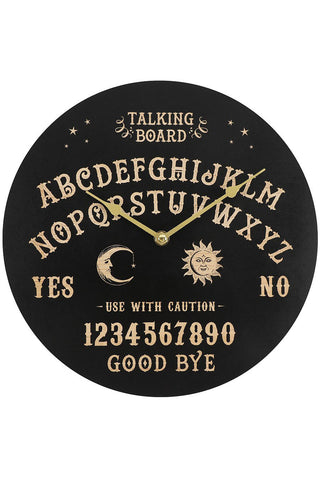 Talking Board Clock | Angel Clothing