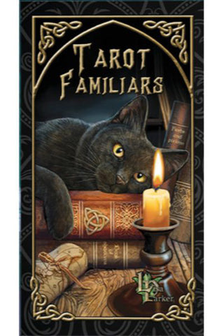 Lisa Parker Tarot Familiars Cards | Angel Clothing