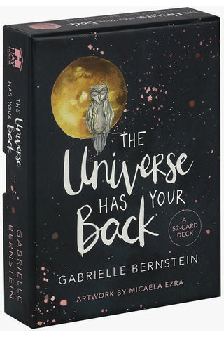 The Universe Has Your Back Oracle Cards | Angel Clothing
