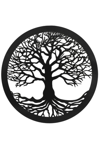 Tree of Life Metal Wall Decoration | Angel Clothing